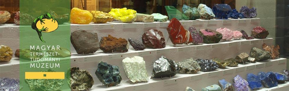 Titkok a föld alatt - ásványkiállítás